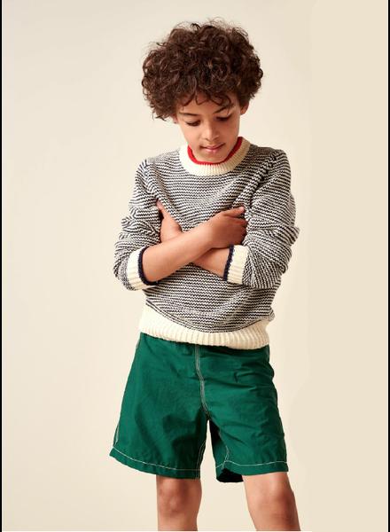 Bellerose gehe knitwear - stripe