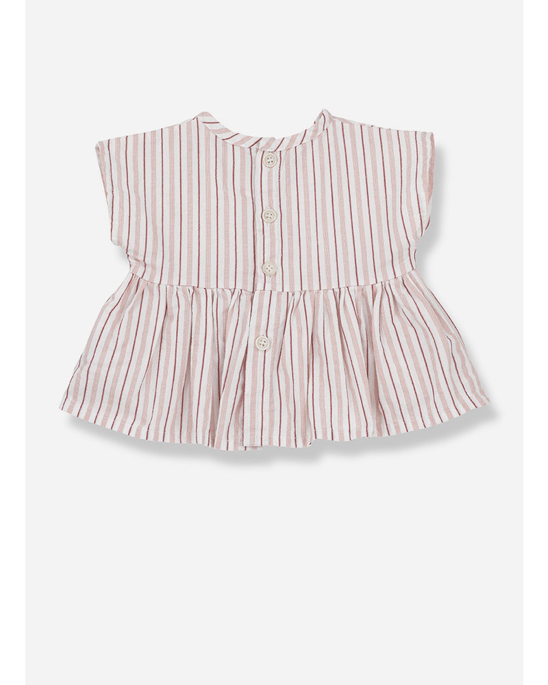 1+ In The Family vernazza blouse - rose