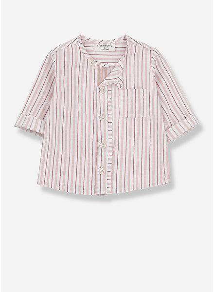 1+ In The Family amalfi shirt - rose