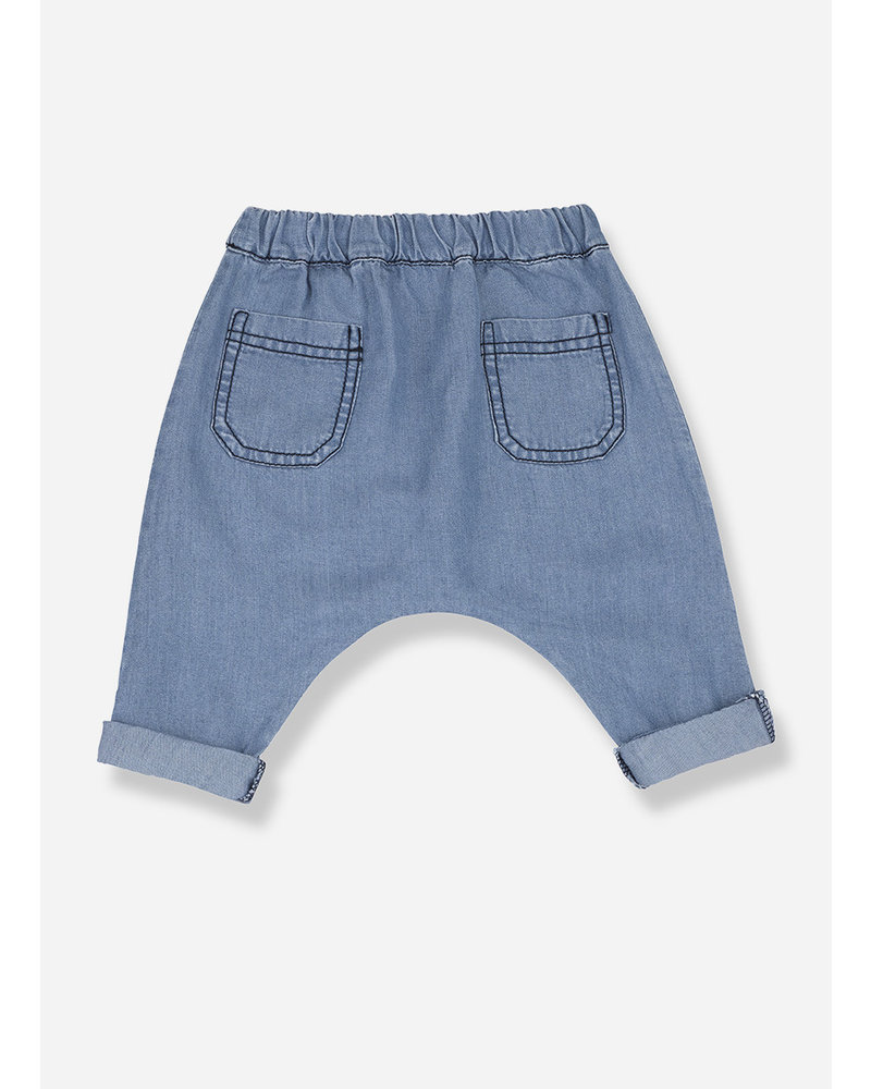 1+ In The Family deia baggy pants - denim