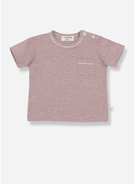1+ In The Family cadaques short sleeve t-shirt - red