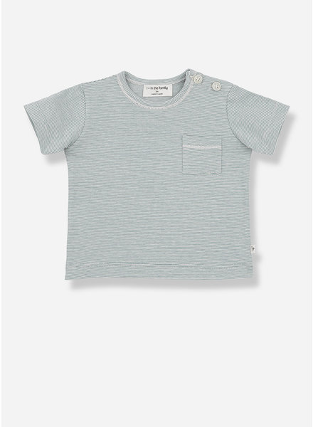 1+ In The Family cadaques short sleeve t-shirt - mint