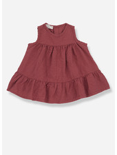 1+ In The Family orio dress - red