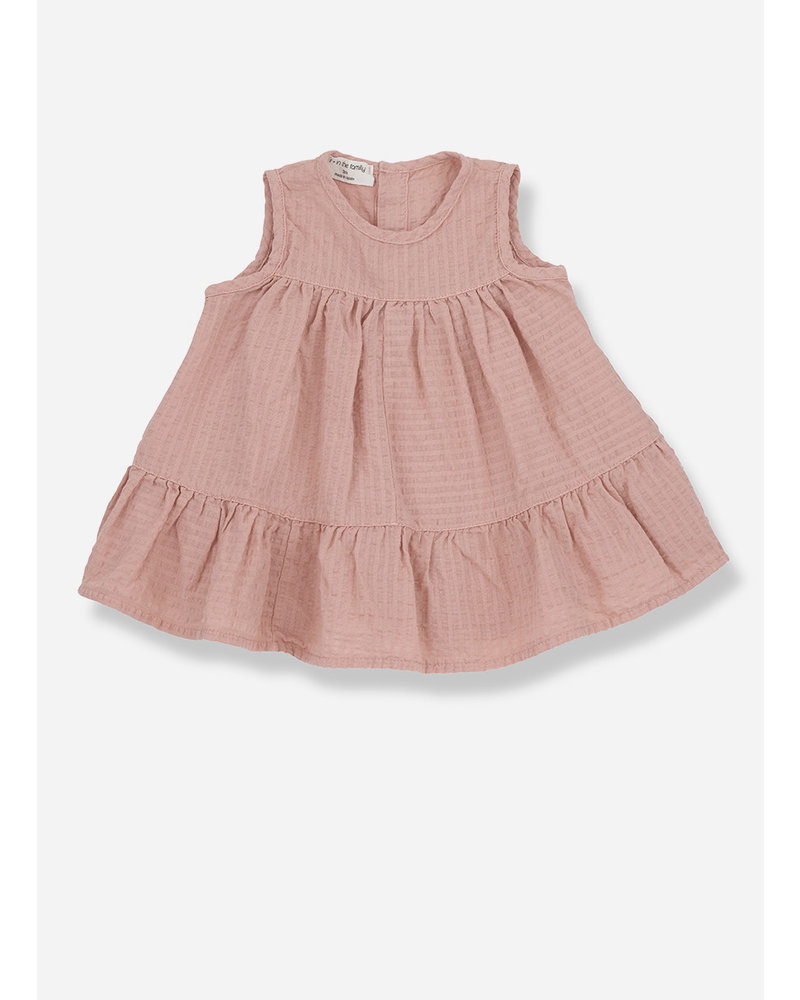 1+ In The Family orio dress - rose