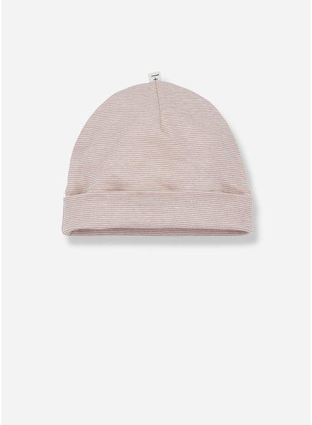 1+ In The Family portbou bonnet - rose