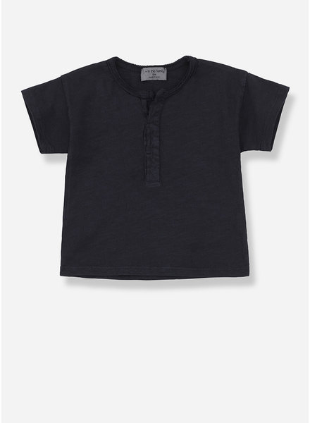 1+ In The Family padua s.sleeve t-shirt - blue notte
