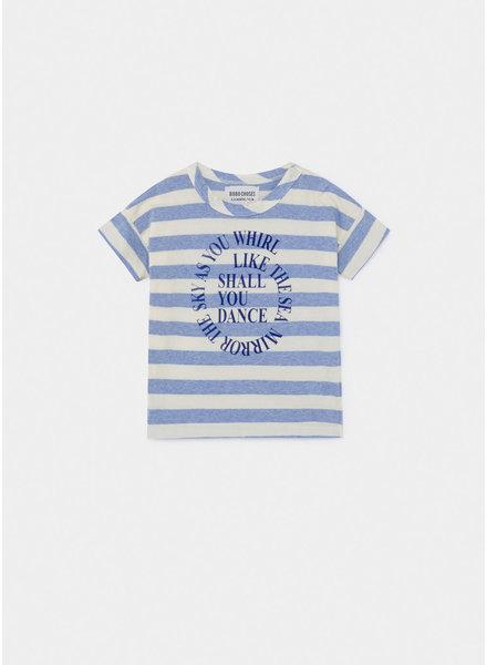 Bobo Choses shall you dance striped shirt