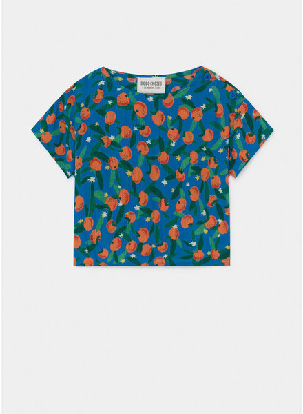 Bobo Choses all over oranges blouse