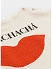 Bobo Choses chachacha kiss cropped sweatshirt
