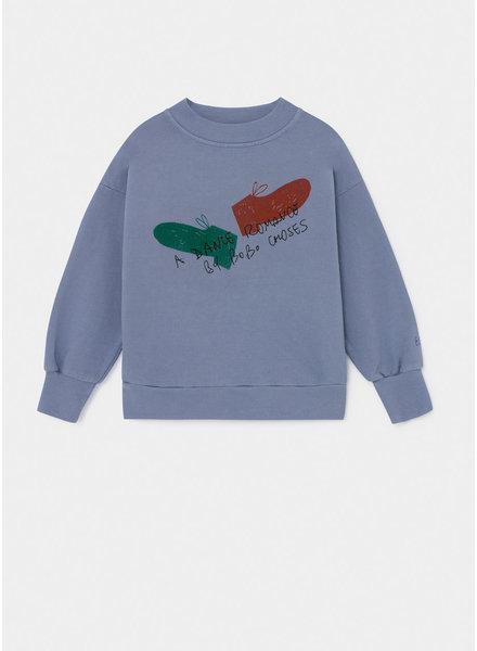 Bobo Choses dancing shoes sweatshirt