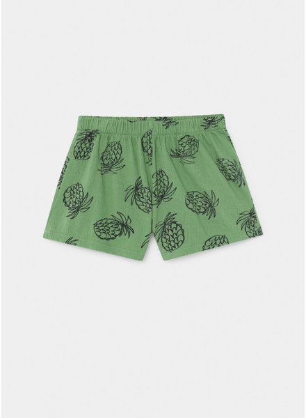 Bobo Choses all over pineapple jersey shorts