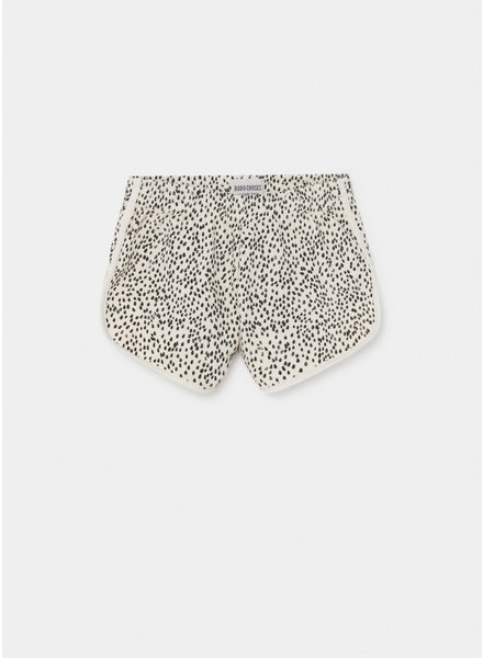 Bobo Choses all over leopard runner short