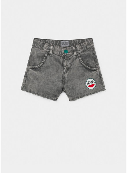 Bobo Choses kiss woven shorts