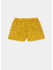 Bobo Choses all over leoprad woven shorts