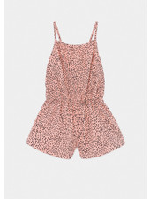 Bobo Choses all over leopard woven playsuit