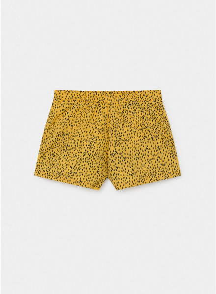 Bobo Choses all over leopard swim short