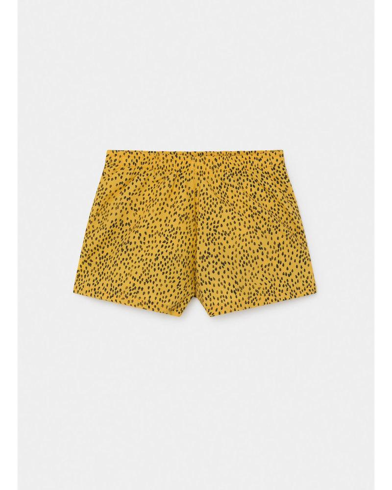 Bobo Choses all over leopard swim short