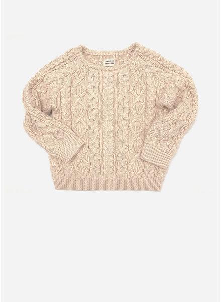 Long Live The Queen aran sweater 403