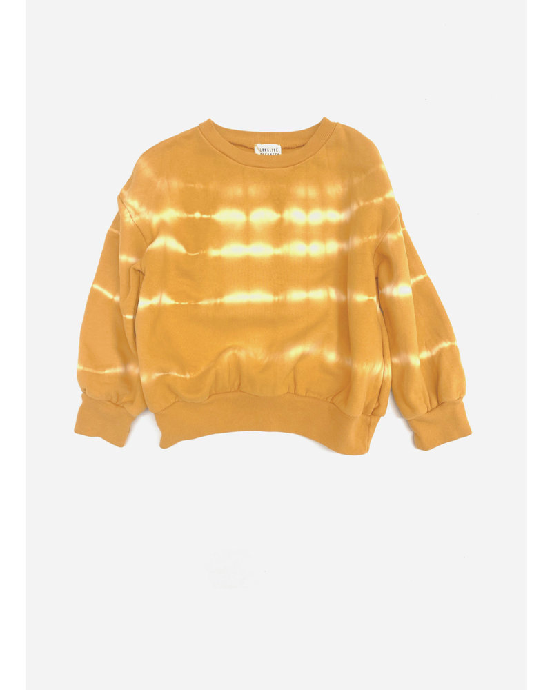 Long Live The Queen sweater 446 golden yellow