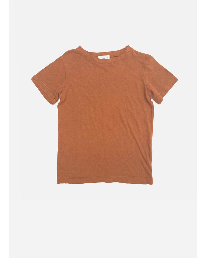 Long Live The Queen tee 438 toffee