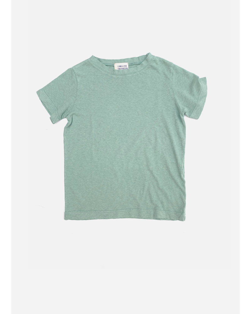Long Live The Queen tee 454 old green