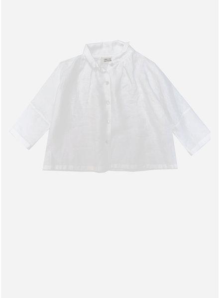 Long Live The Queen linen blouse 421