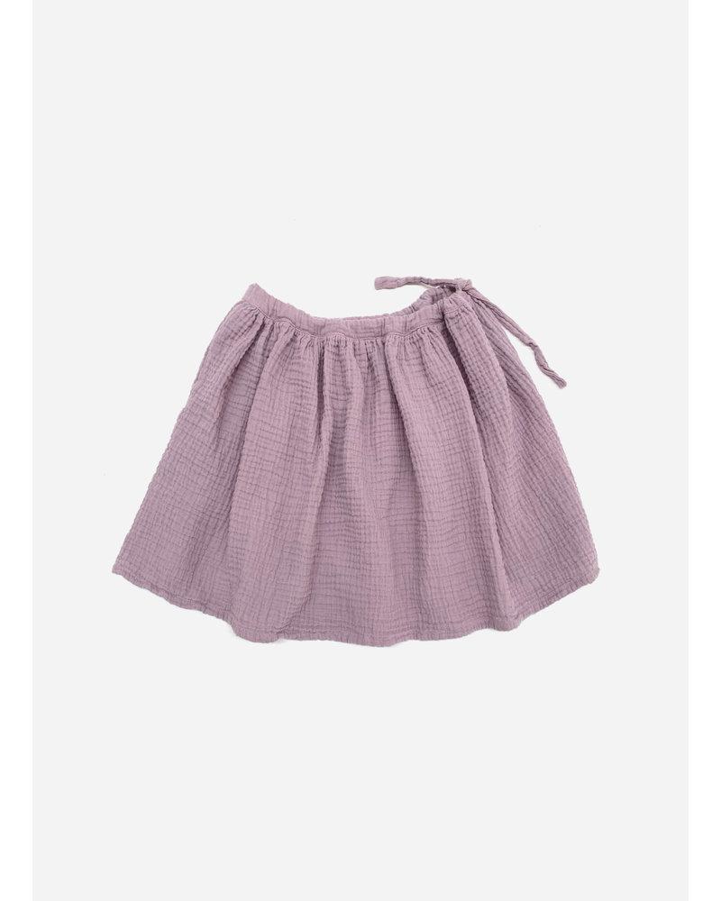 Long Live The Queen wide skirt 410 lavender