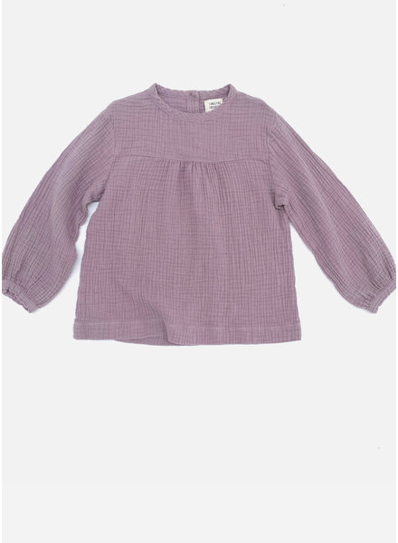 Long Live The Queen crinkle blouse 410