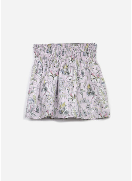 Club Cinq bella skirt big pink flower