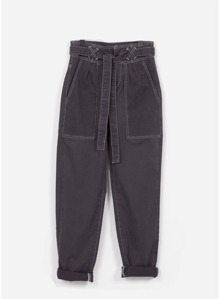 Indee gang trousers - lava