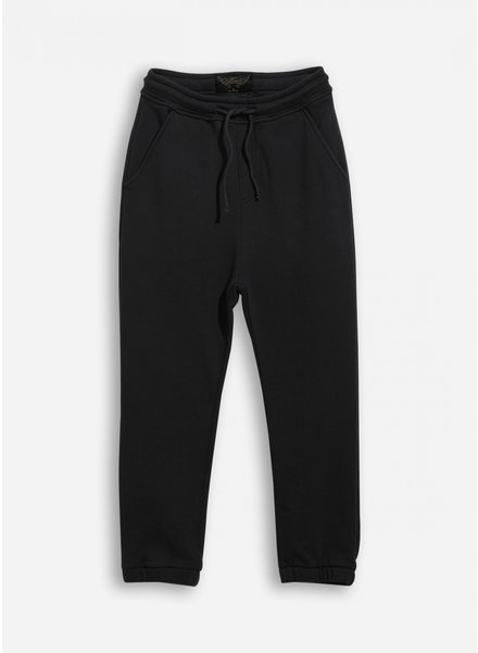 Finger in the nose conor ash black jogging pants