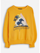 Finger in the nose hiroko milky kumquat california sweater