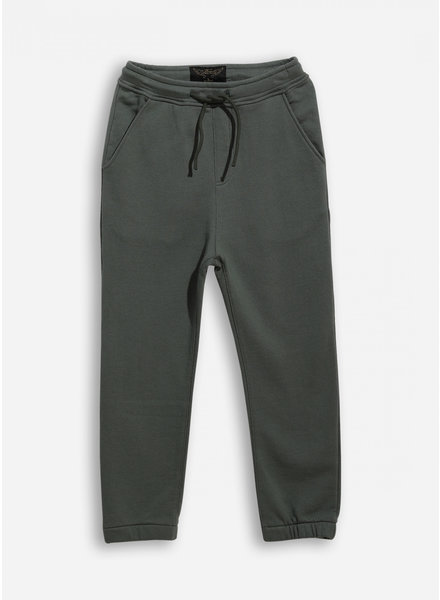 Finger in the nose conor green khaki jogging pants