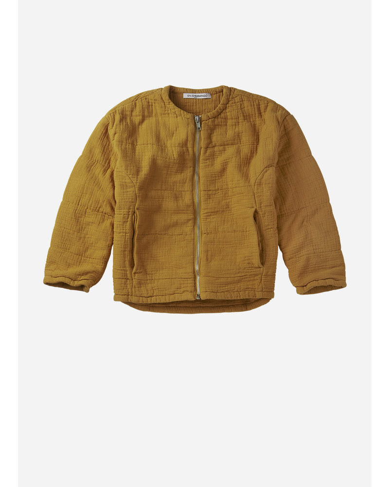 Mingo jacket spruce yellow