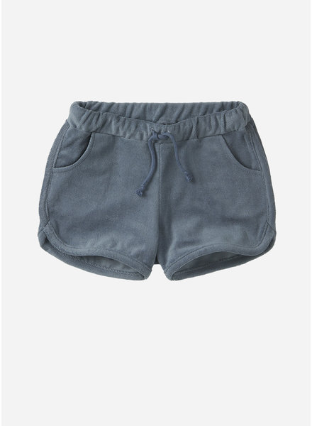 Mingo retro short terry stone