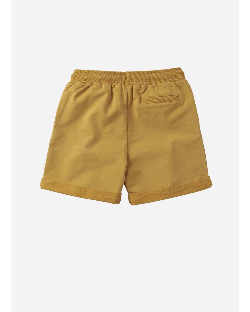 Mingo short spruce yellow