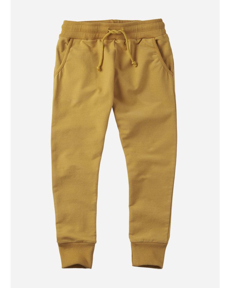 Mingo slim fit jogger spruce yellow