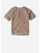 Mingo t-shirt terry fawn