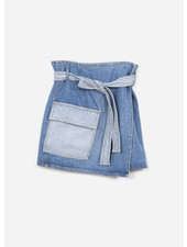 Indee grant denim skirt