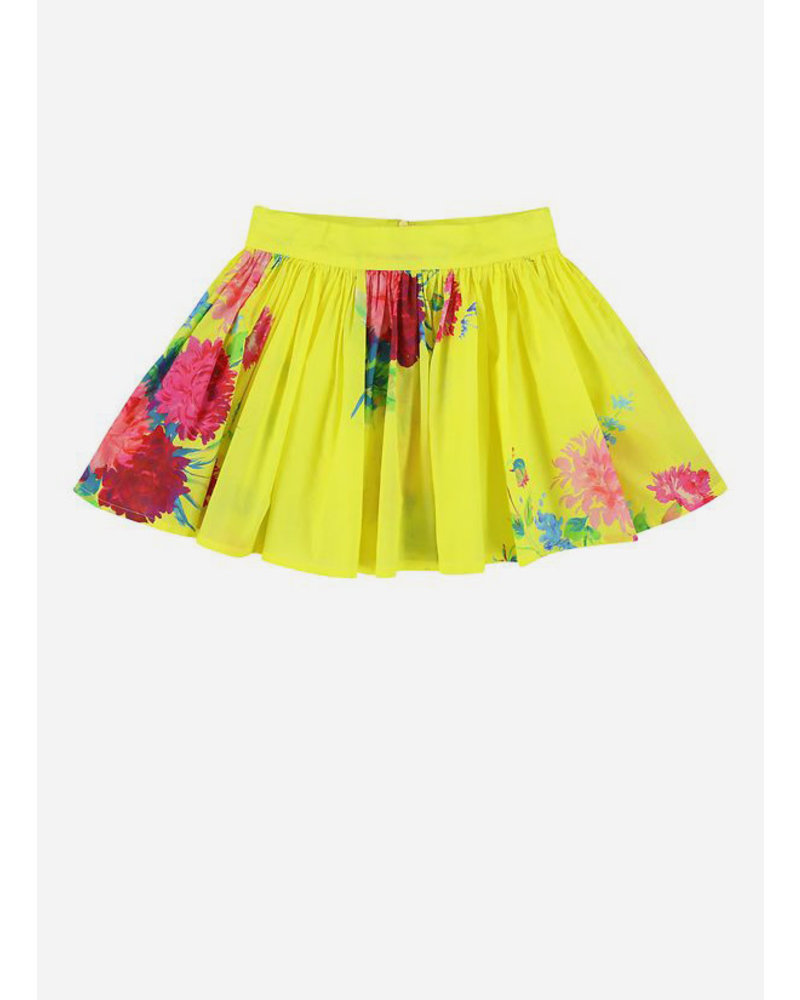 Morley ferrari bigflores citrus skirt