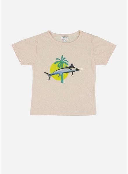 Morley flip swordfish jellyfish tshirt