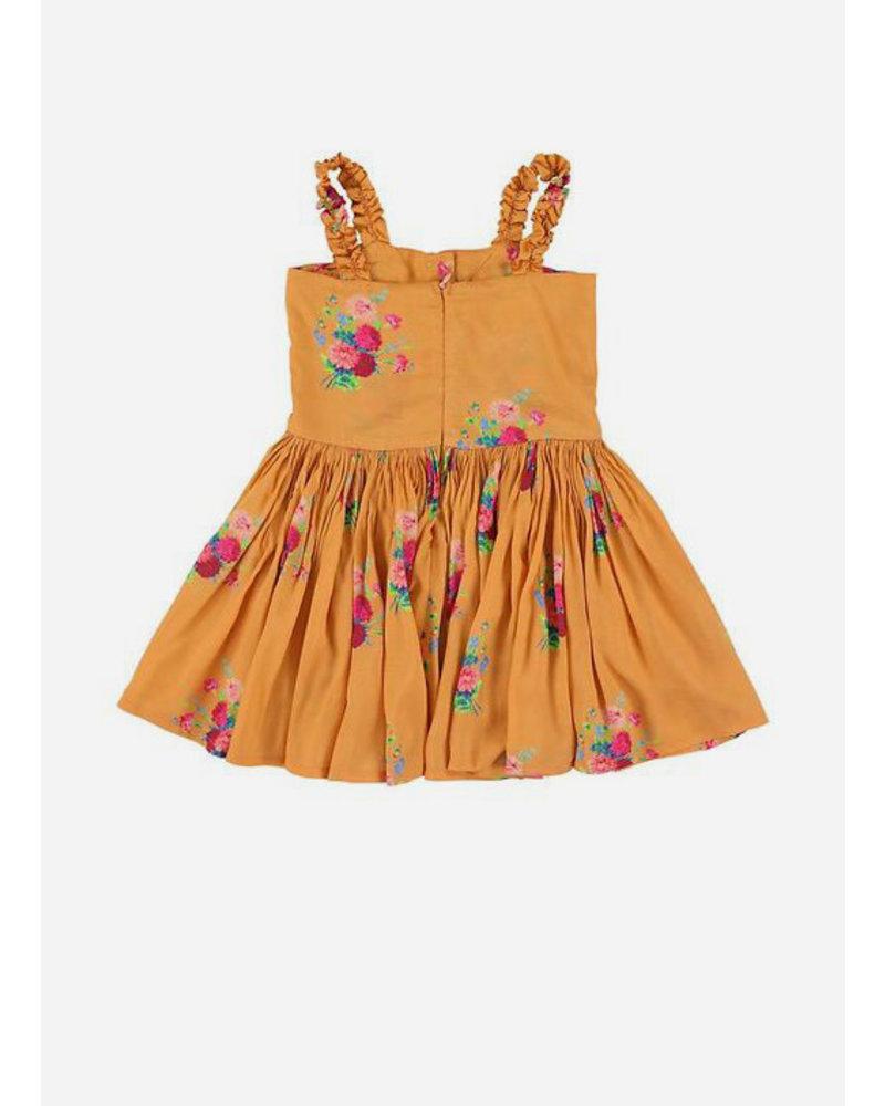 Morley lindsay smallfloret cantaloupe girls dress