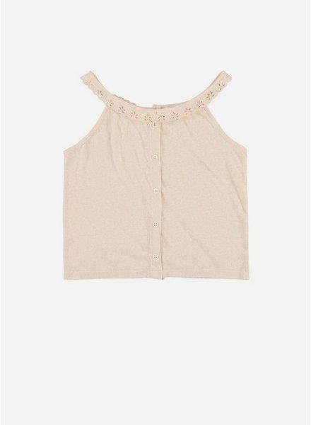 Morley lace jersey jellyfish girls shirt