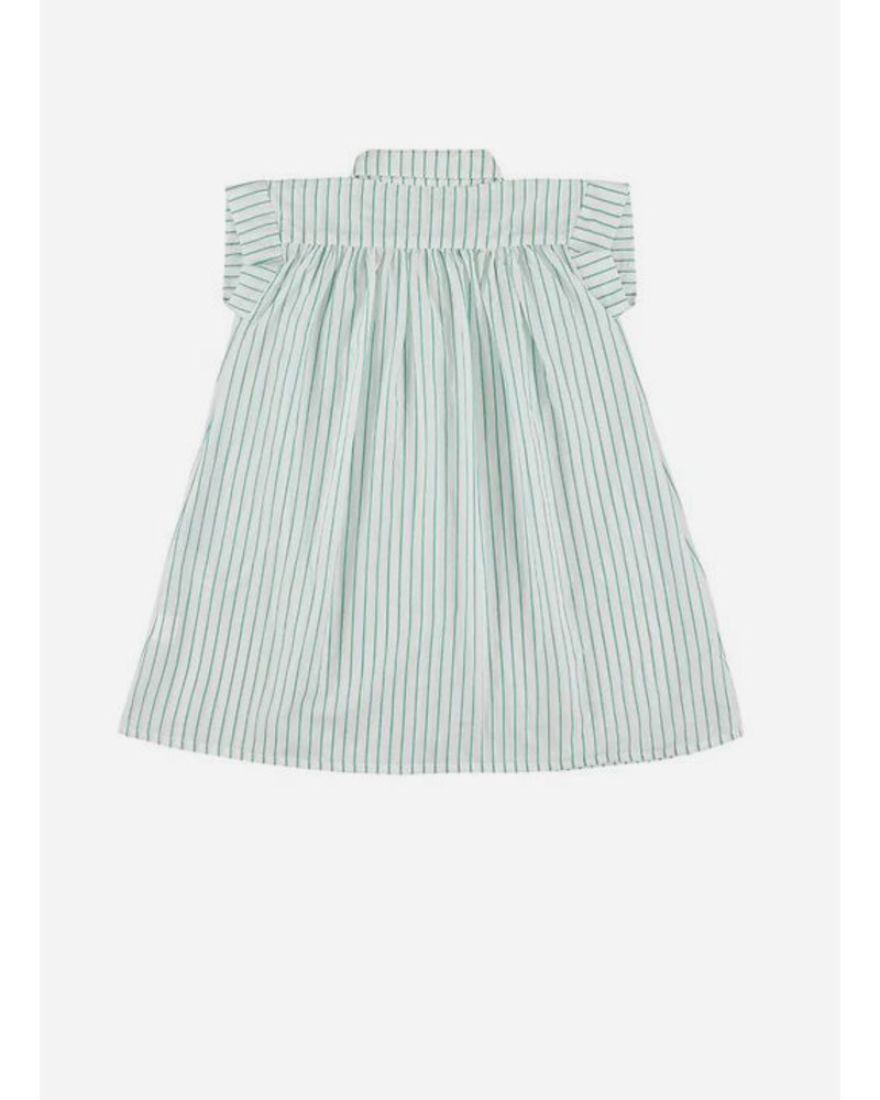 Morley lenny fiesta green girls dress