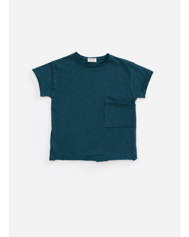 Play Up flame jersey t-shirt - deep