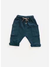 Play Up fleece flame trousers - deep