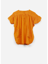 Morley dot marion orange girls dress