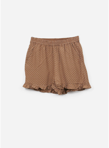 Designer Remix Girls eliza shorts - dots