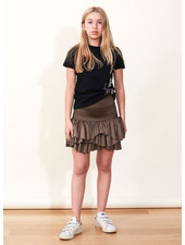 Designer Remix Girls lauren short skirt - khaki