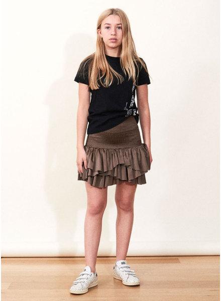 Designer Remix Girls lauren short skirt - khaki